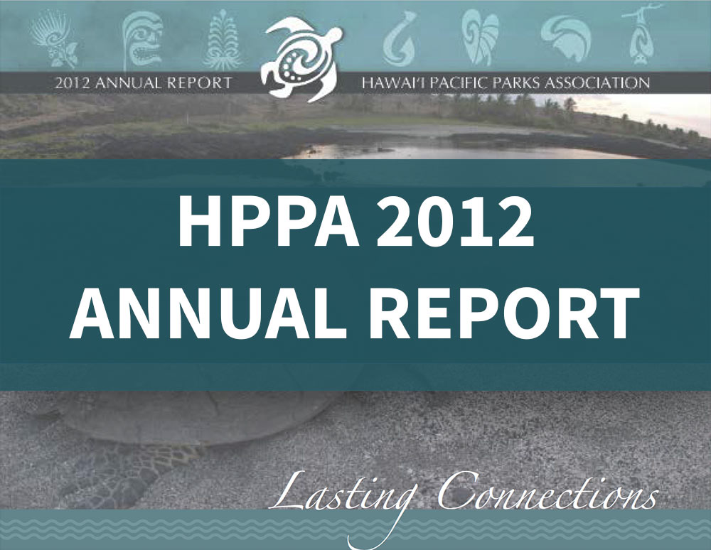 Hawaii Pacific Parks 2012 Impact Report