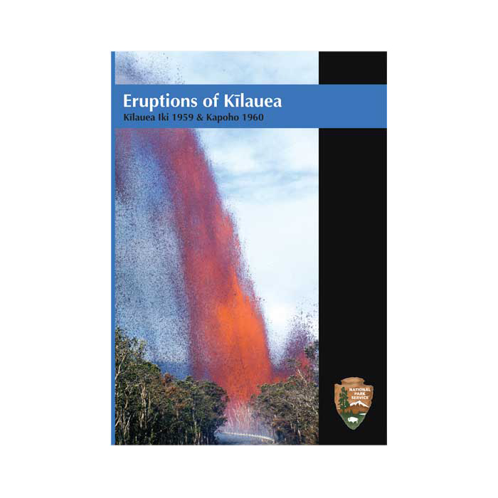Eruptions of Kīlauea Iki DVD